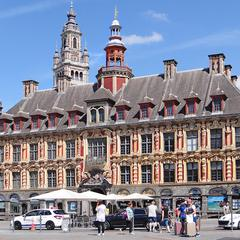 Consigne bagage Lille