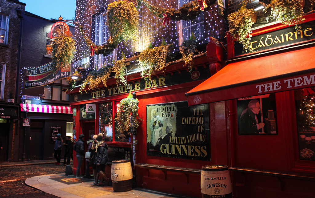 Consigne bagage Temple Bar