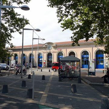 Consigne bagage Gare d'Agde