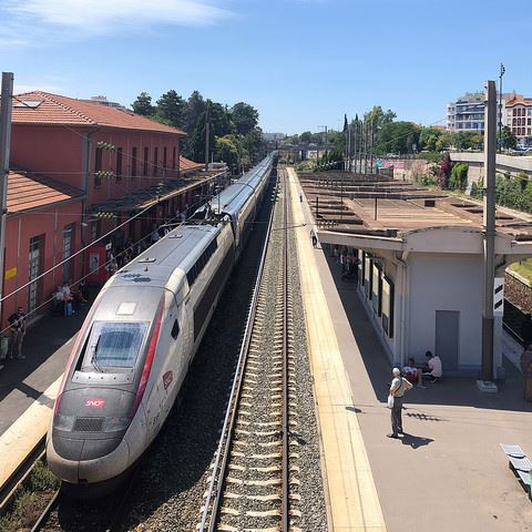 Consigne bagage Gare d'Antibes