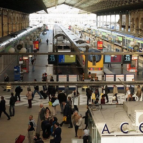 Consigne bagage Gare du Nord